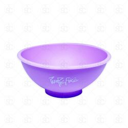 Cuia - Purple Fire - Silcione- Brilha no escuro
