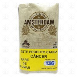 Tabaco - Amsterdam - 25g