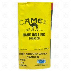 Tabaco - Camel - Amarelo - 30g