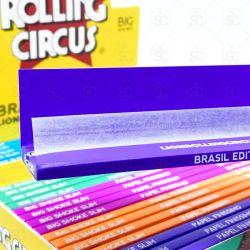 Seda White KS Brasil - Lion Rolling Circus